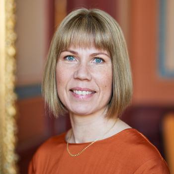 Profilbild på Maria Grönfeldt Thörnberg